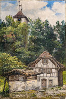 Bei der Kirche Ringgenberg