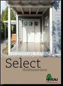 NIVEAU Holz-Haustüren