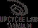 アップサイクルラボのロゴ「ターポリン」