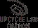 アップサイクルラボのロゴ「消防ホース」