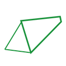 e-Bike Rahmen Diamant