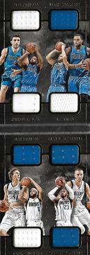 NOWITZKI WILLIAMS PARSONS... / Crazy Eights - No. 3  (#d 90/149)