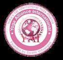 Certificate Yoga Tvaya Berlin Yoga Alliance International
