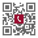 Telefonnummer der Kieferorthopädie Butzbach: Einfach scannen und anrufen.