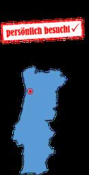 Portugalkarte Porto