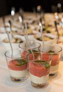 Spazio 19 Milano offre il servizio di catering
