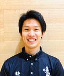 大田区 新宿ミニバスケットボールクラブ 副代表 角田一真