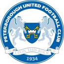 Das Vereinslogo von Peterborough United