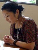型紙教室 講師 遠藤亜希子