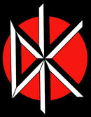 Dead Kennedys-Logo; Design von Winston Smith