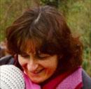 Spenderin Gabriele Spreter