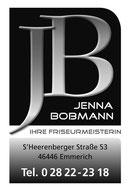 Gestaltung eines neuen Logos für die Nachfolgerin eines Frisörsalons in Emmerich.