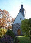 Kirche Wettsaasen. (Foto: Karin Brand)