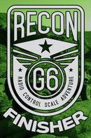 Signet: Recon G6 Finisher-Sticker