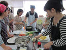 料理で国際交流「韓国料理」