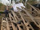 Ein selbst hergestelltes Musikinstrument