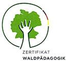 Logo der Waldpädagogik