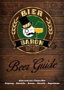 Das gebündelte Wissen des Bier-Baron im Taschenbuchformat.
