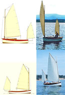 Thales 22; Thales 25; Thales 30 Cat-Yawl; Cat-Ketsch