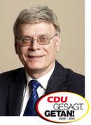 Klaus Franzen, Fraktionsvorsitzender des CDU Stadtverbandes Neukirchen-Vluyn