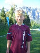 Kramer Dennis mit 2 Treffern erfolgreich