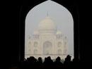 Taj Mahal - ein Denkmal unsterblicher Liebe