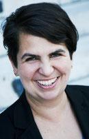 Valie Djordjevic leitet das Online-Seminar Texten fürs Internet