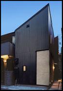 狭小住宅 設計 おひとりさま 芦屋 建築家