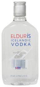 Isländische Vodka, Vodka aus Island, Elduris Icelandic Vodka online kaufen