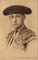 Manuel Granero, torero valenciano muerto en la plaza en 1922