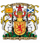 Wappen von Schottland