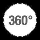 Beispiele für 360° Rundgänge