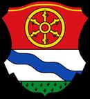 Das Wappen der Geminde Faulbach
