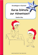 Diktat Advent, Weihnachten in aller Welt