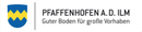 Logo Stadt Pfaffenhofen an der Ilm