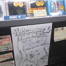 タワーレコード池袋店 the coopeezの大きいPOPの上の試聴機に入ってます。