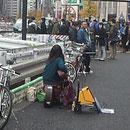 12/23新宿南口で路上ライブしました