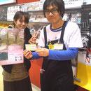 タワーレコード錦糸町店 津田沼店にいた店員さんと再会できました♪