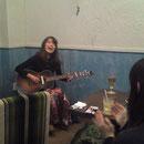 2.20 名古屋今池 cafe月のひなた ライブ