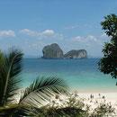 Versteckte Strände auf Koh Hai