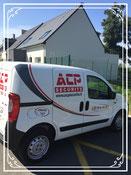 AGENCE ACP SECURITE RENNES BRETAGNE VEHICULE