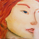 Nr. 2012-HO-006: 20 x 20 cm, Eitempera, Öl auf Leinwand