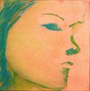 Nr. 2012-HO-007: 20 x 20 cm, Öl auf Leinwand
