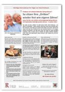 Patienteninfo Implantate Zahnersatz Zahnarzt Frankfurt-Niederrad