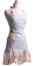 Schürze Shabby Chic mit Rüschen kaufen