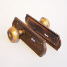 ath-055-5 antique hardware vintage lever steel brass rust アンティーク 金物 ビンテージ レバー スチール 真鍮 錆 american アメリカン