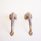 ath-040 (set) antique hardware lever アンティーク 金物 真鍮 レバー