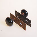ath-054-4 antique hardware american steel lever アンティーク 金物 レバー 真鍮