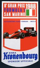 Autodromo Internazionale Enzo e Dino Ferrari, circuito permanente de Imola,