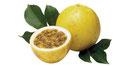 Passionfruits Juice・Suco de Maracuja・パッションフルーツ ジュース ¥350